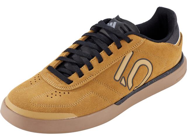 adidas Five Ten Sleuth DLX Mountain Bike Schuhe Herren mesa/mesa/core black